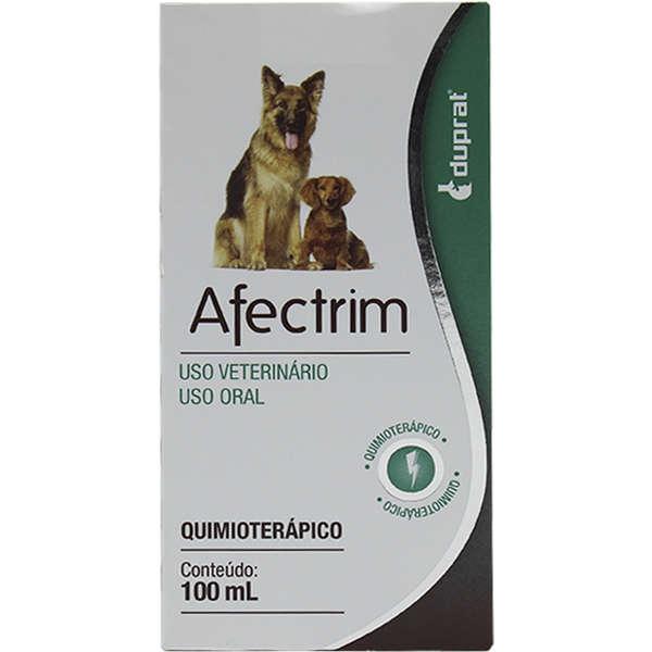 Afectrim Duprat Antibiótico Oral - 100ml