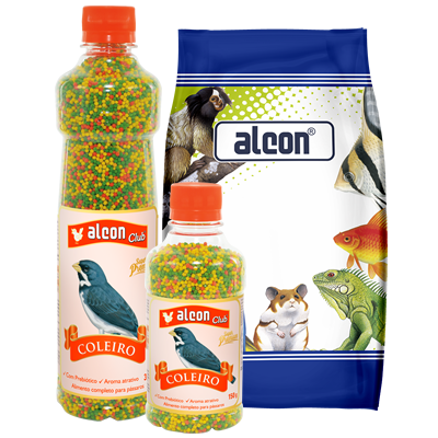 Alcon Club Coleiro 325g