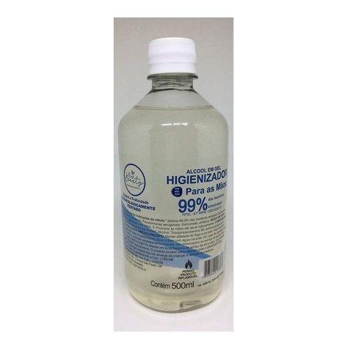 Álcool Gel Higienizador 70% 1 Litro