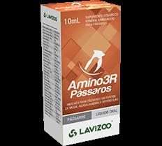 Amino 3R Pássaros - 10ml