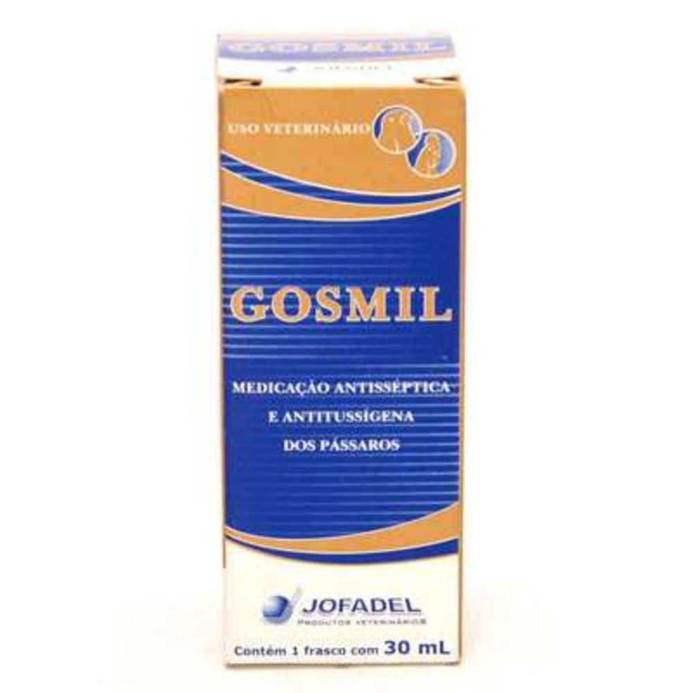 Antisséptico Gosmil 30ML