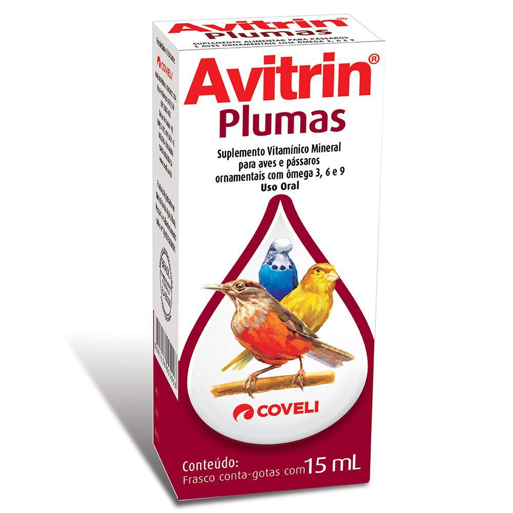 Avitrin Plumas Coveli 15 mL