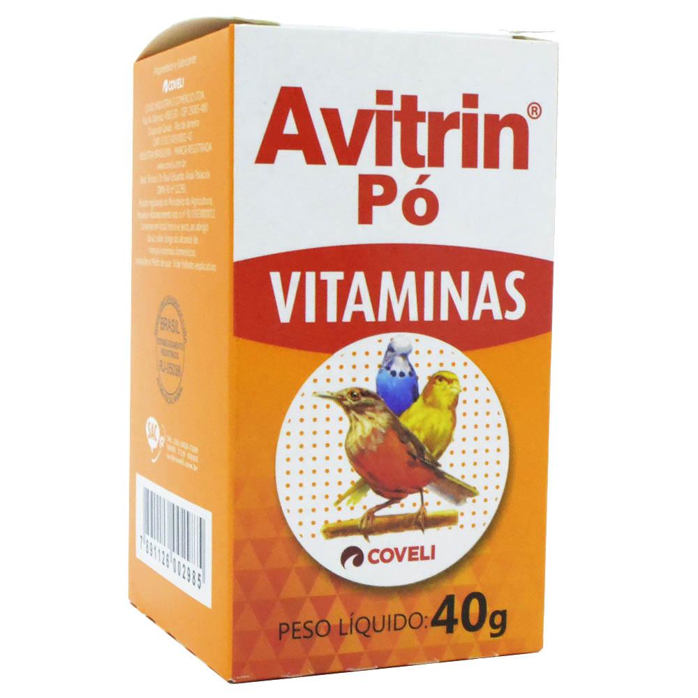 Avitrin Pó Vitaminas Coveli 30g
