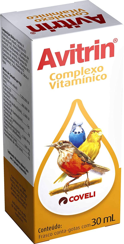 AVITRIN VITAMINICO 30 ML
