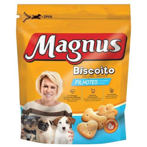 Biscoito Magnus para Cães Filhotes 200g