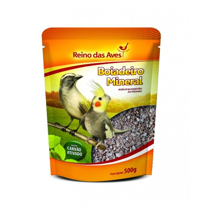 Boiadeiro Mineral 500g - Reino das Aves