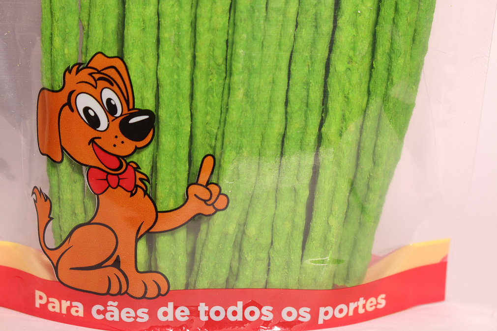 Chic Dog Palito Flexível Menta 200g