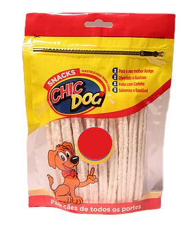 Chic Dog Palito Flexível Natural 200g