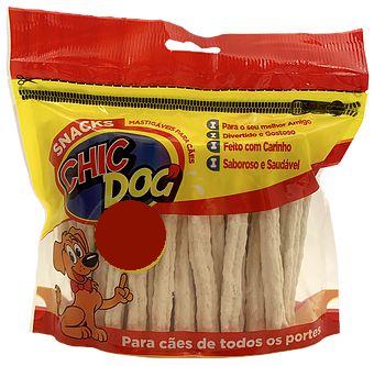 Chic Dog Palito Flexível Natural 400g