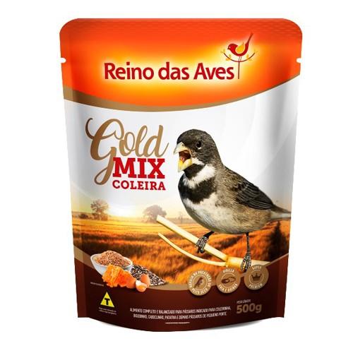Coleira Gold Mix 500g