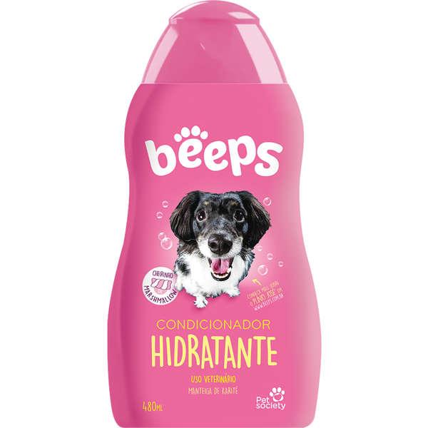Condicionador Hidradante Marshmallow para Cães Beeps - 480 mL