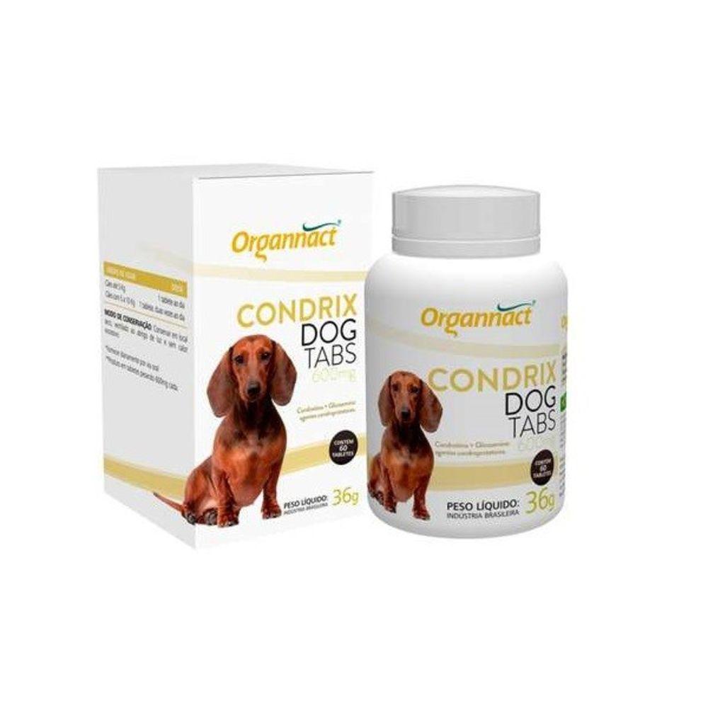 Condrix Dog Tabs Organnact 36 gr