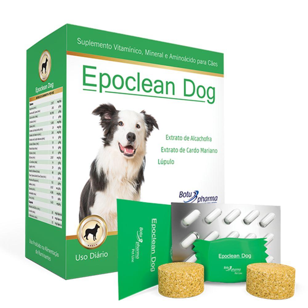 Epoclean - Saúde Hepática dos Cães
