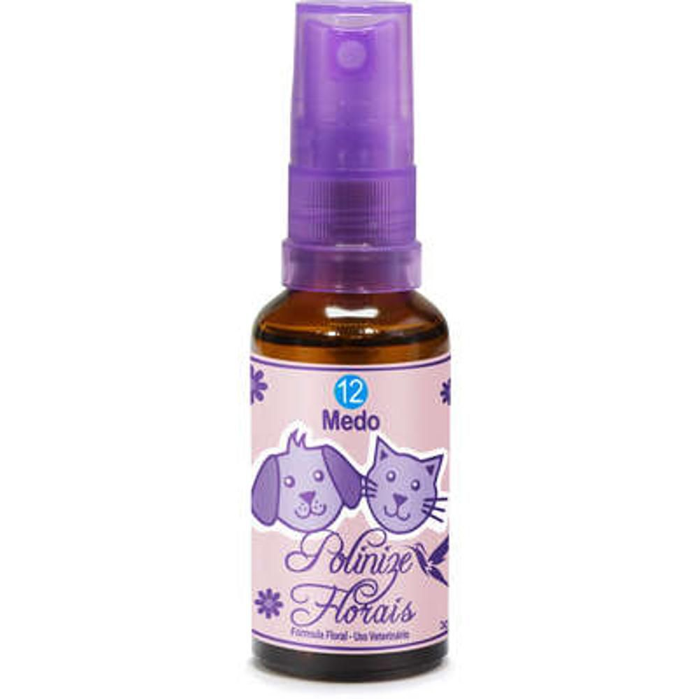 Floral Animal Polinize Spray Medo