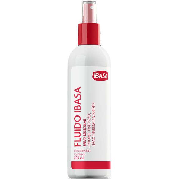 Fluido Spray Muscular - Ibasa 100 ML