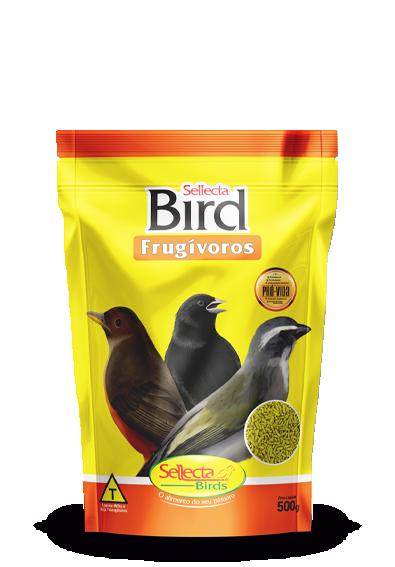 Frugívoros 500g - Sellecta Bird