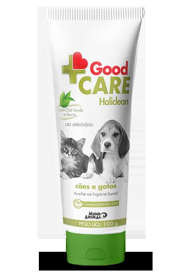 Haliclean Gel Dental Good Care para Cães e Gatos 100g