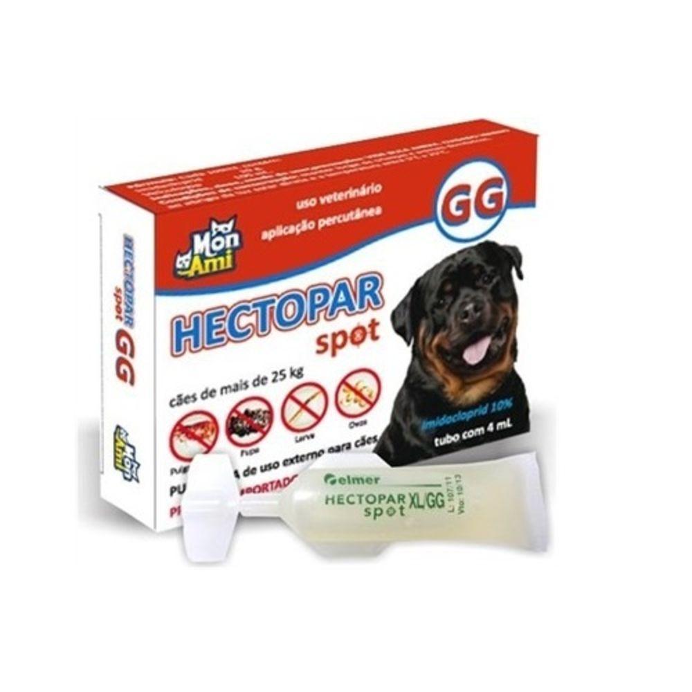 Hectopar Gg Antipulga para Cão com mais de 25 Kg