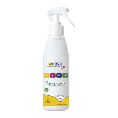 Like Clean Higienizador De Patas 250ml