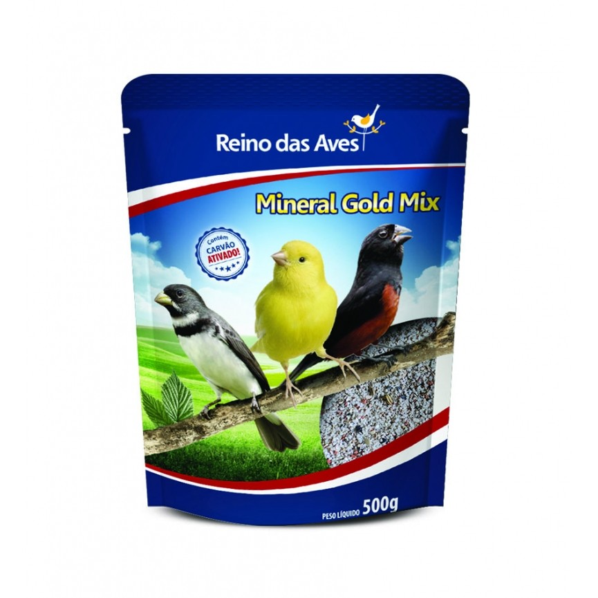 Mineral Gold Mix 500g