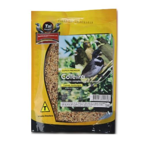Mistura de Coleira Super Premium 500g – Tal Pássaros