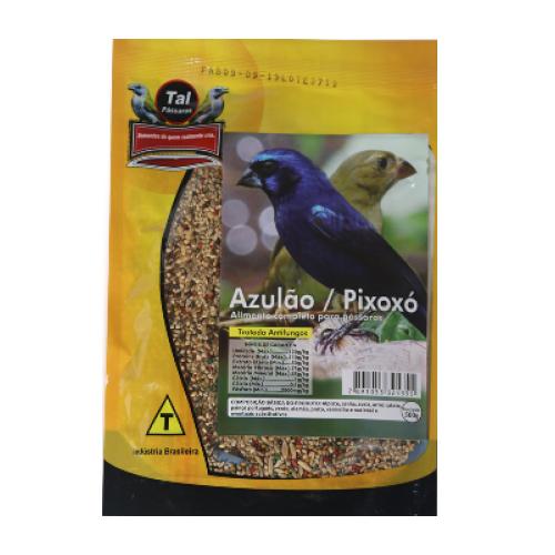Mistura para Azulão e Pixoxó 500g – Tal Pássaros