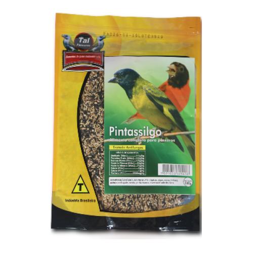 Mistura para Pintassilgo 500g – Tal Pássaros