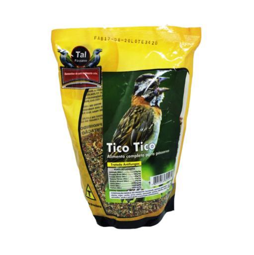 Mistura para Tico Tico 500g – Tal Pássaros
