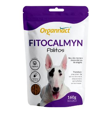 Organnact Fitocalmyn Palitos 160g