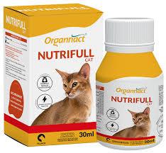 Organnact Nutrifull Cat Suplemento Vitamínico 30 ml