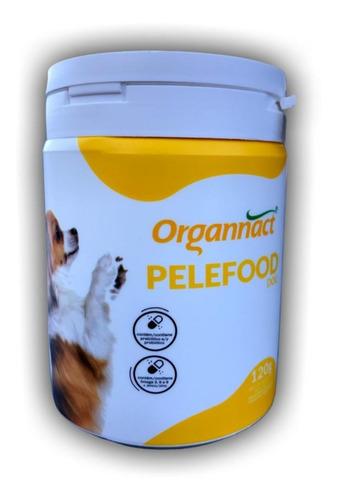 Organnact Pelefood Dog Suplemento Alimentar 120g