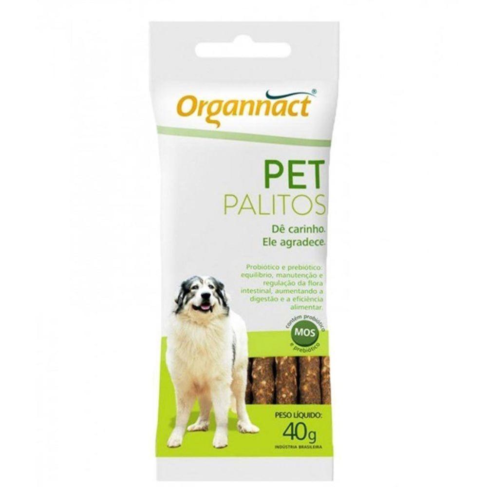 Organnact Pet Palitos 40g