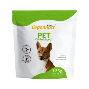 Organnact Pet Suplemento Vitamínico 125g