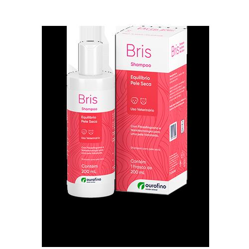 Ourofino Bris Shampoo Equilíbrio Pele Seca 200ml