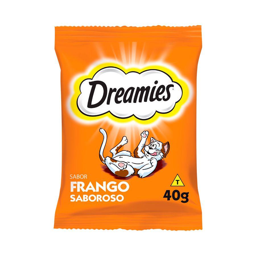 PETISCO DREAMIES SABOR FRANGO 40G