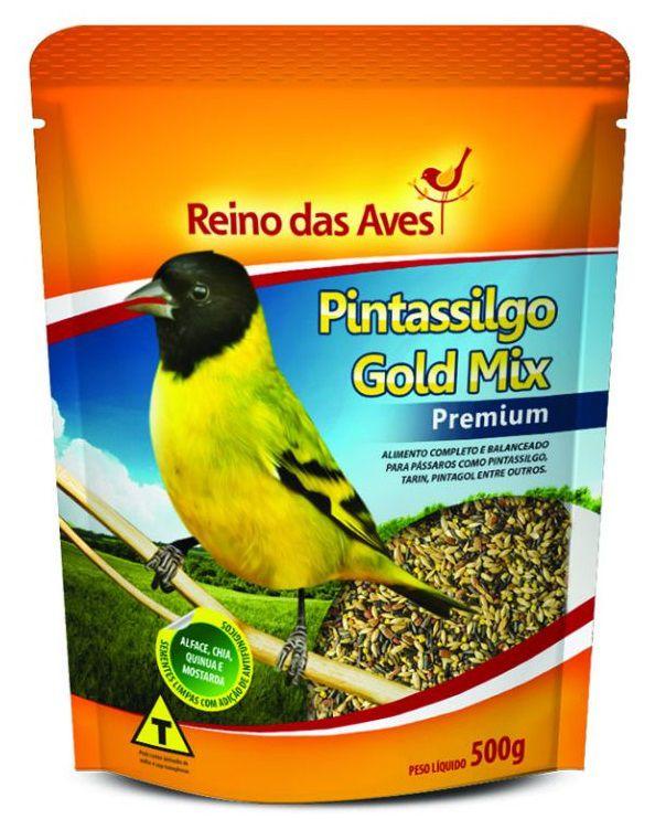 Pintassilgo Gold Mix 500g