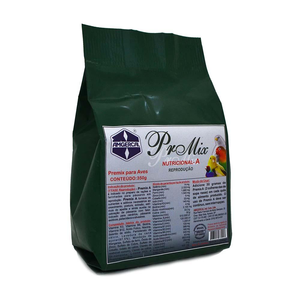 Premix Nutricional  A 350g