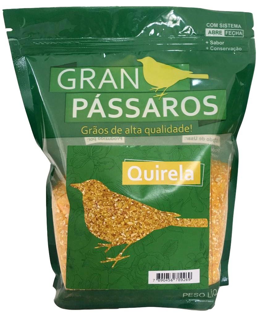 Quirela Gran Passaros 500g