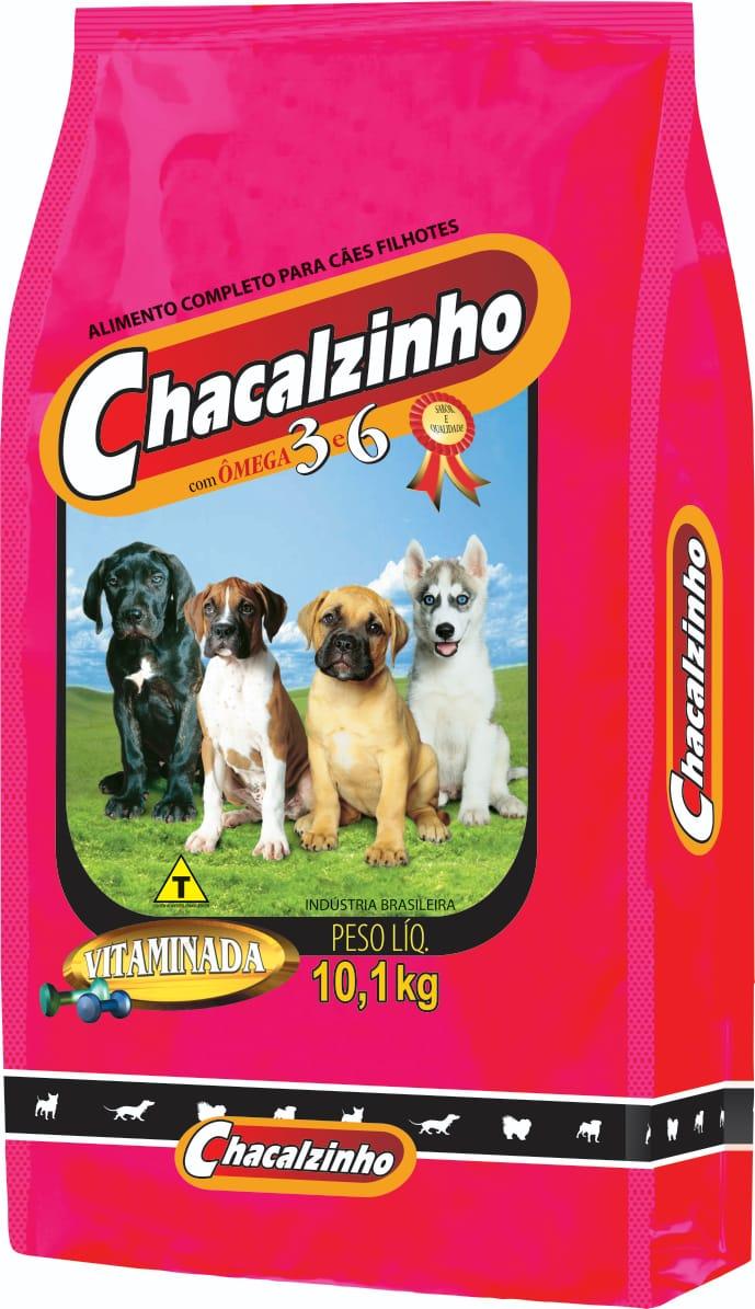 Ração Chacalzinho para Cães 10 Kg
