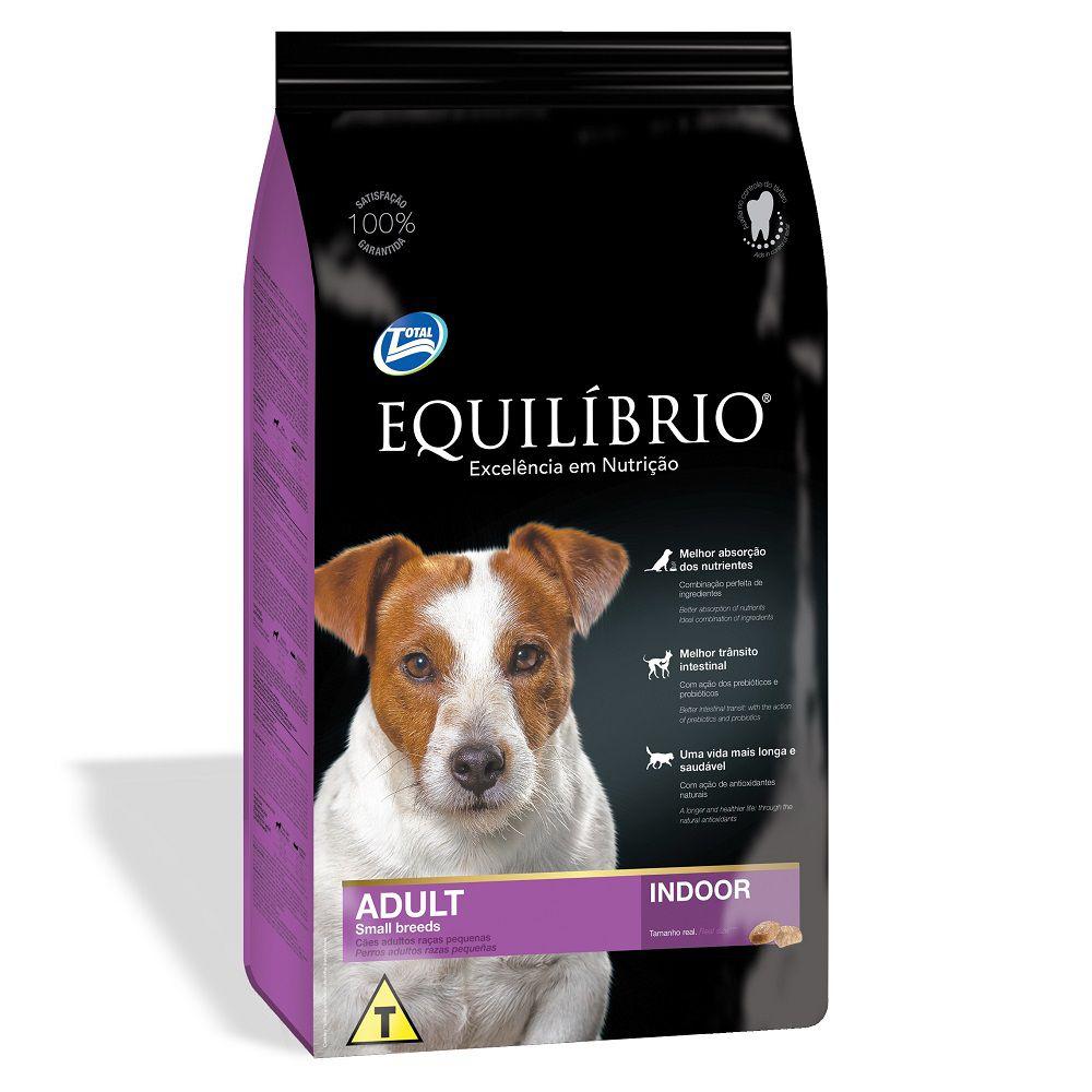 Ração Equilíbrio Cães Adultos de Raças Pequenas 7,5kg