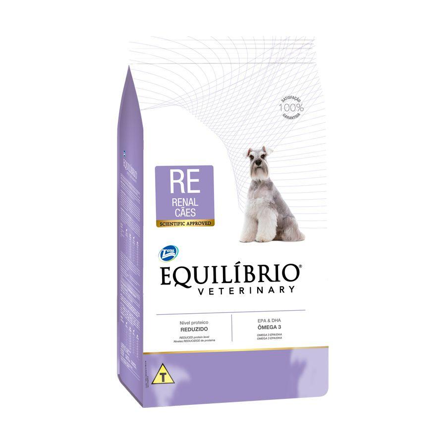 Ração Equilíbrio Veterinary Renal para Cães Adultos 2kg