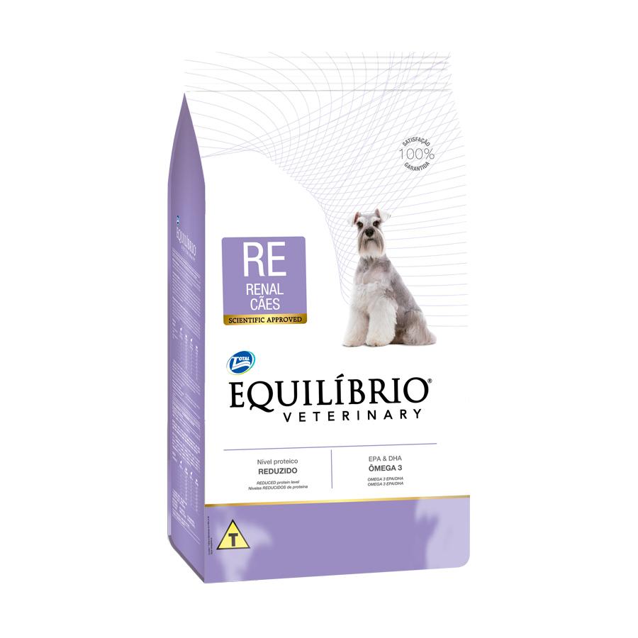 Ração Equilíbrio Veterinary Renal para Cães Adultos 7,5 Kg