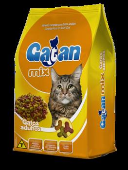 Ração Gatan Mix para Gatos Adultos 15Kg
