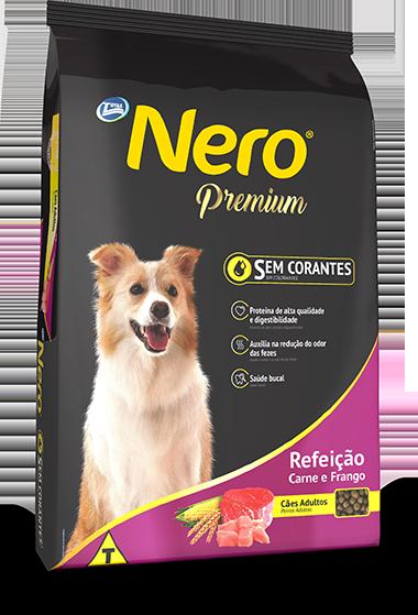 Ração Nero Premium Refeição Para Cães Adultos 20 Kg
