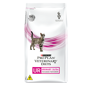RAÇÃO NESTLÉ PURINA PRO PLAN VETERINARY DIETS URINARY GATOS 7,5 KG