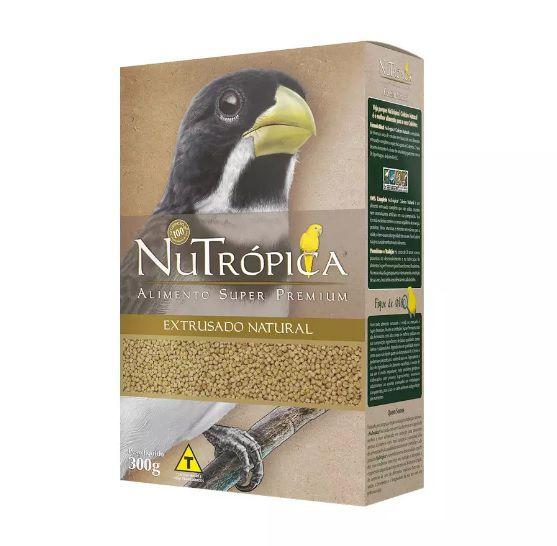Ração Nutrópica para Coleiro Extrusado Natural 300g