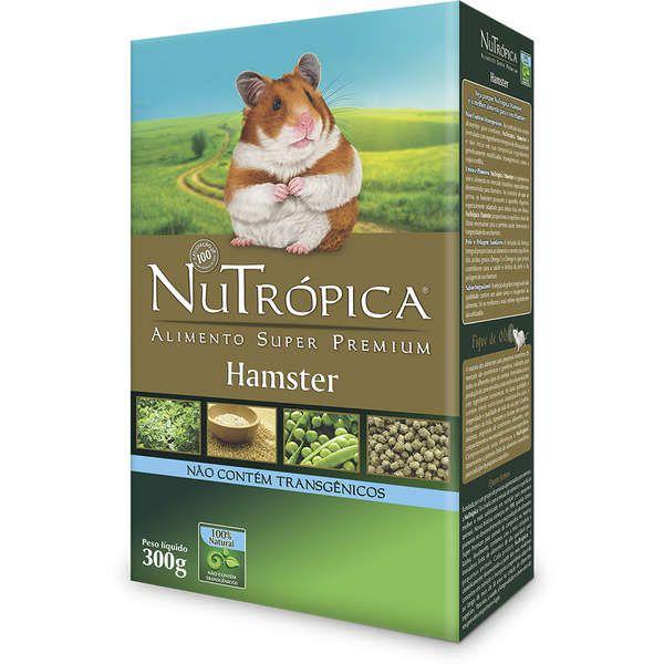 Ração Nutrópica para Hamster Natural 300g