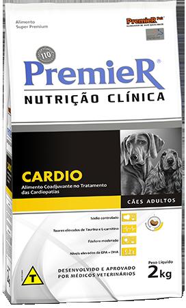 Ração Premier Nutrição Clínica Cardio para Cães Adultos