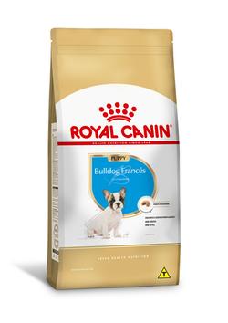 Ração Royal Canin para Bulldog Francês Puppy 2,5 Kg