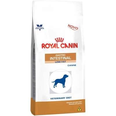 Ração Royal Canin Canine Veterinary Diet Gastro Intestinal Low Fat para Cães Adultos 10KG